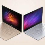 Xiaomi представила ноутбуки Mi Notebook Air