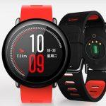 Amazfit Watch – умные часы от компании Xiaomi