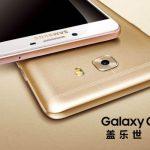 Компания Samsung представила официально Galaxy C9 Pro
