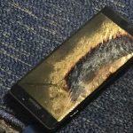 Смартфоны Samsung Galaxy Note 7 продолжают гореть