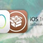 Джейлбрейк iOS 10.1