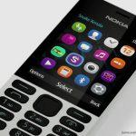 Неожиданно, новый кнопочный телефон от Nokia