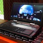На CES 2017 представлен ноутбук весом 8 кг