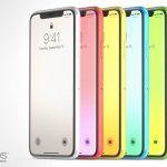 В 2018 году iPhone X получит пластиковый корпус?