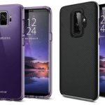Первое видео с Samsung Galaxy S9