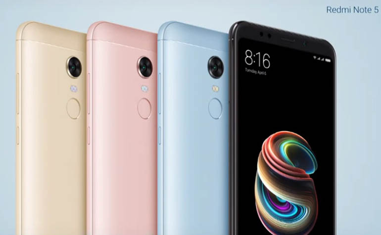 Xiaomi Redmi Note 5 и 5 Pro